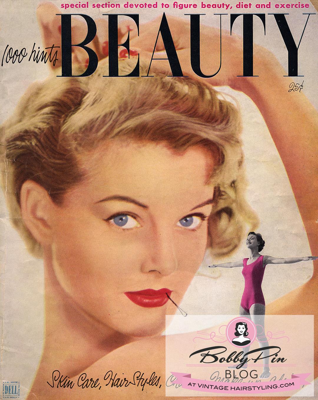 1952 1000 Hints Beauty Magazineke Up Makes You Lovelier