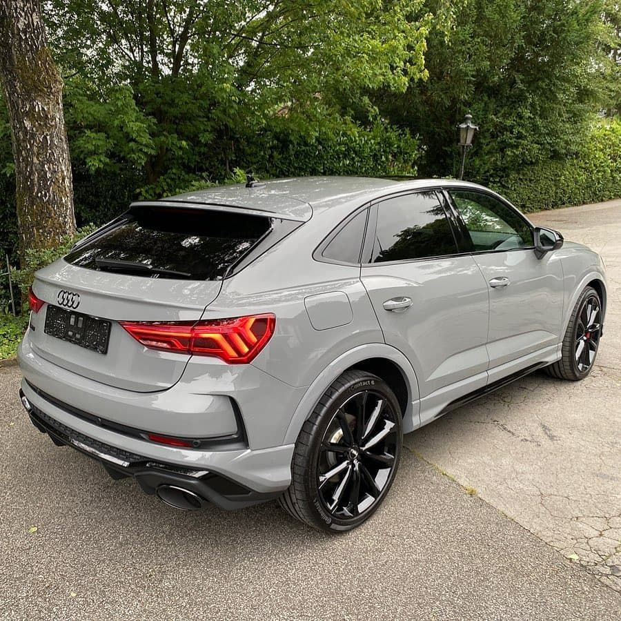 """Photo of AudiLOOO❤VER on Instagram: """"🔥😍Nardo Grey Audi RSQ3😍🔥 Rate this Audi from 1-100! ——————————————————— Save money on tuning parts: • @ultimatecustomsuk 10% with code…"""""""