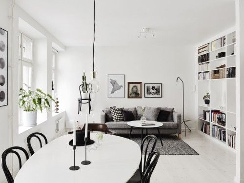 Perfecte styling in kleine woonkamer - decorations/living ...