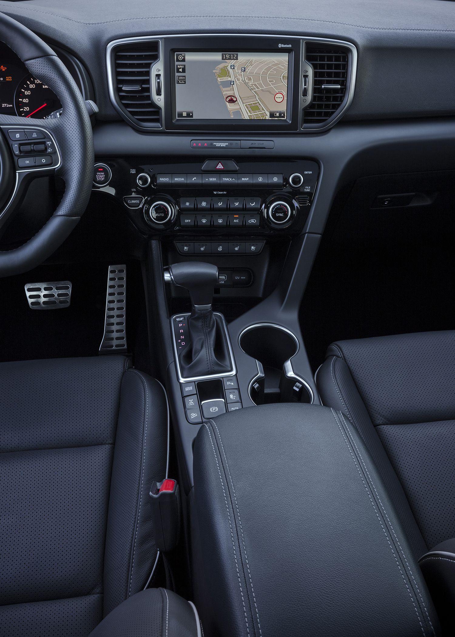 Inside 2017 Kia Sportage Pinterest And Wheels