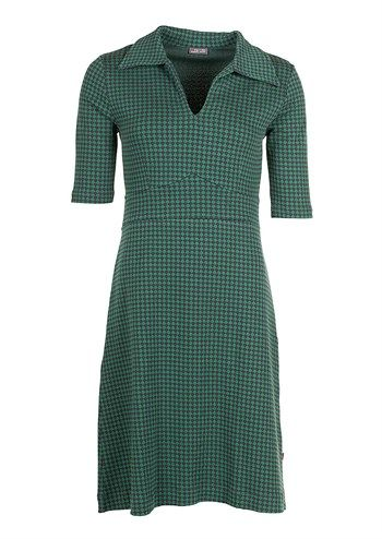 Froy & Dind dress Polly JAQ BUDAPEST black-green