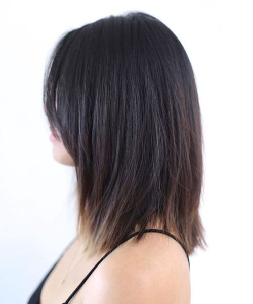 Chic Mid Length Hairstyles for Fine Hair 2017 - 2018 | Mid length ...