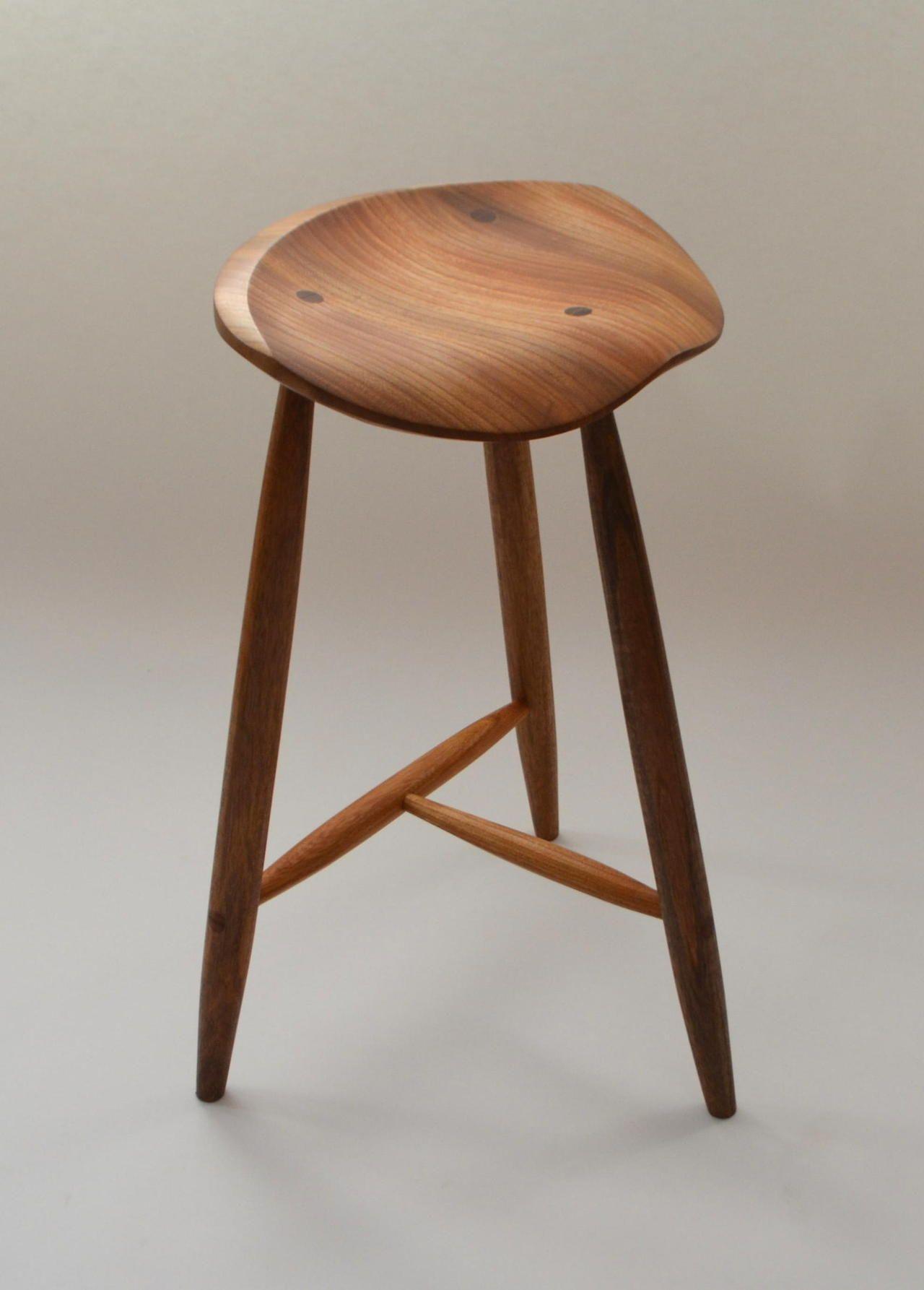 Fabian Fischer Handcrafts Wood Pinterest Stools