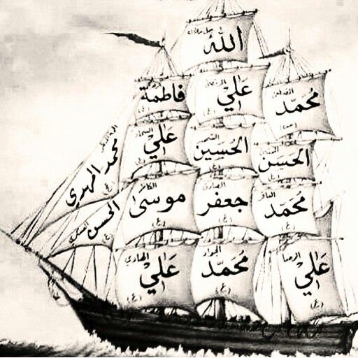 Islamic Calligraphy, Allah Calligraphy