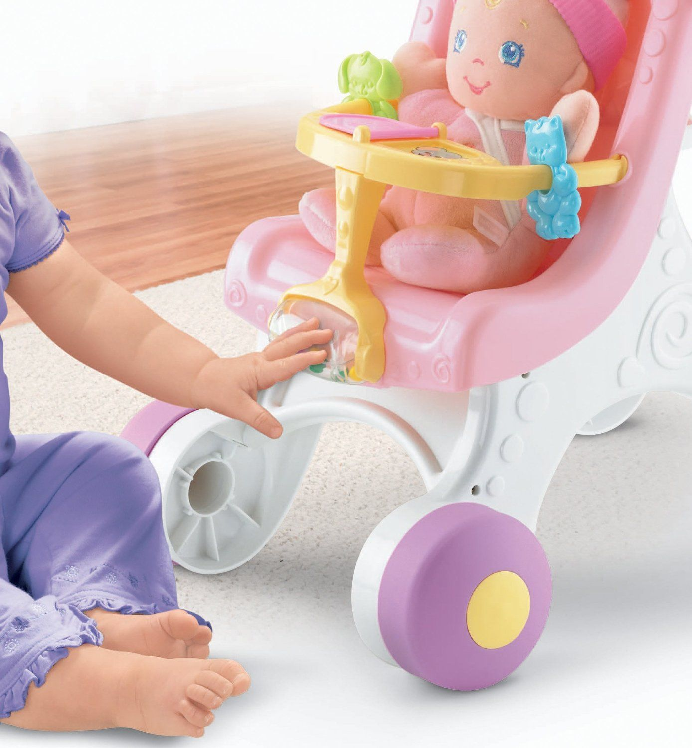 Fisher Price Stroller Walker for Girls (With images