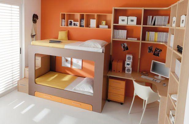 Muebles para dormitorios juveniles infantiles proyectos for Muebles infantiles juveniles