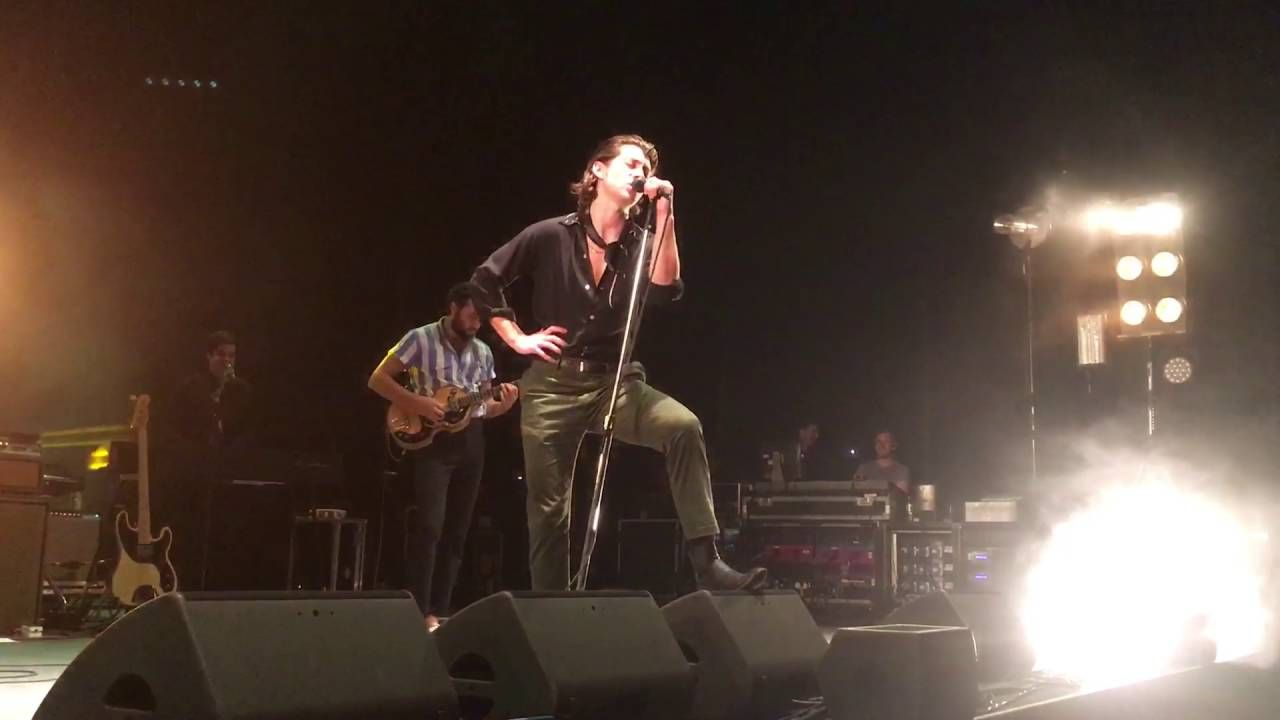 The Last Shadow Puppets - Dream Synopsis Live @ Festival Les Nuits De  Fourvière (Lyon / France)