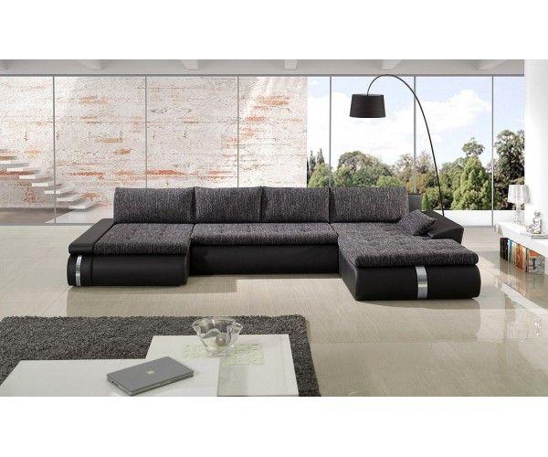 canap design en tissu canap moderne meuble et canapedesign canap canap. Black Bedroom Furniture Sets. Home Design Ideas