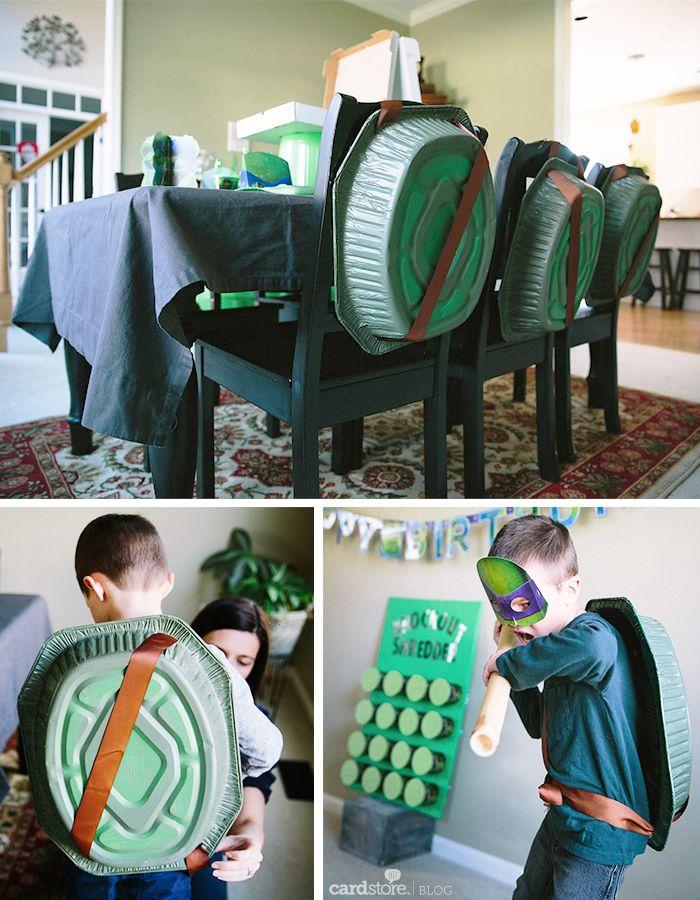 Ninja Turtle Party Ideas Ninja turtle party supplies Ninja turtle