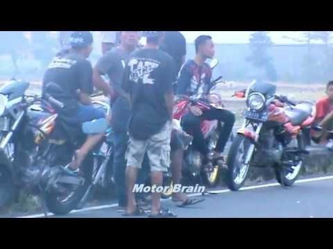 Gokil Abis Stroke Jahat Honda Cb Tiger Gl Balap Liar Herex