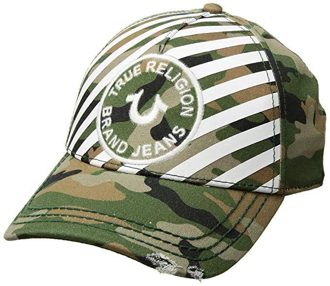 True Religion Striped Camo Baseball Cap Review  9f5578e3b5f