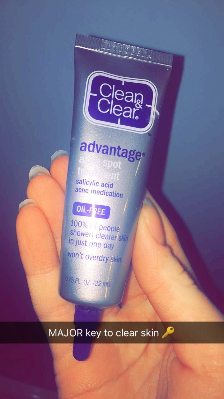 clear skin products