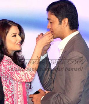 Aishwarya Rai Bachchan With Brother Aditya Rai Celebrity Siblings Bollywood Celebrities Celebrities