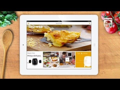 Philips airfryer recipe app airfryer recipies pinterest philips airfryer recipe app forumfinder Images