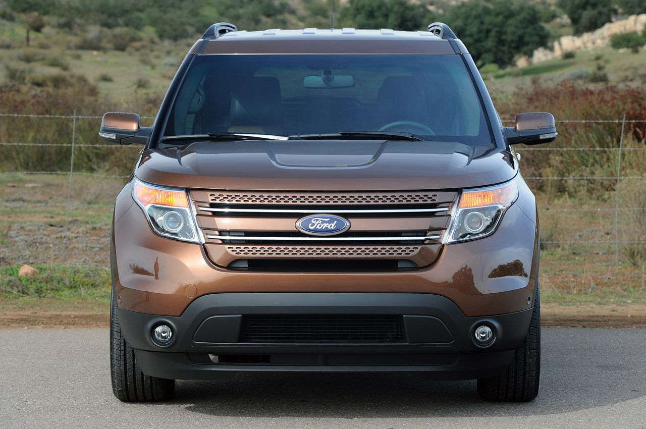 Ford explorer 2014 ford explorer sport rear angle photo i m ford pinterest cars photos and release date