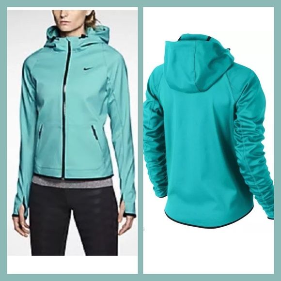 cabc4cd3fbe1 Nike storm fit hooded jacket New with Tags Nike Women s HYPERTECH FULL ZIP  storm-fit