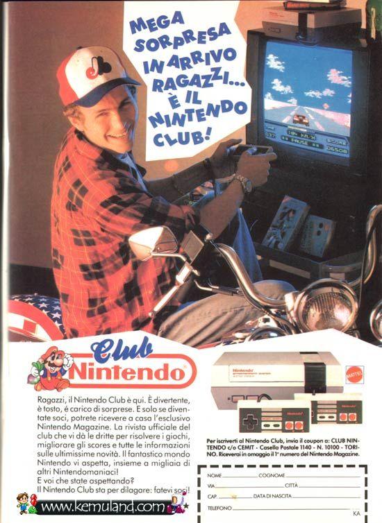 Cluster Magazine – Le pubblicità dei videogiochi e console anni 80/90