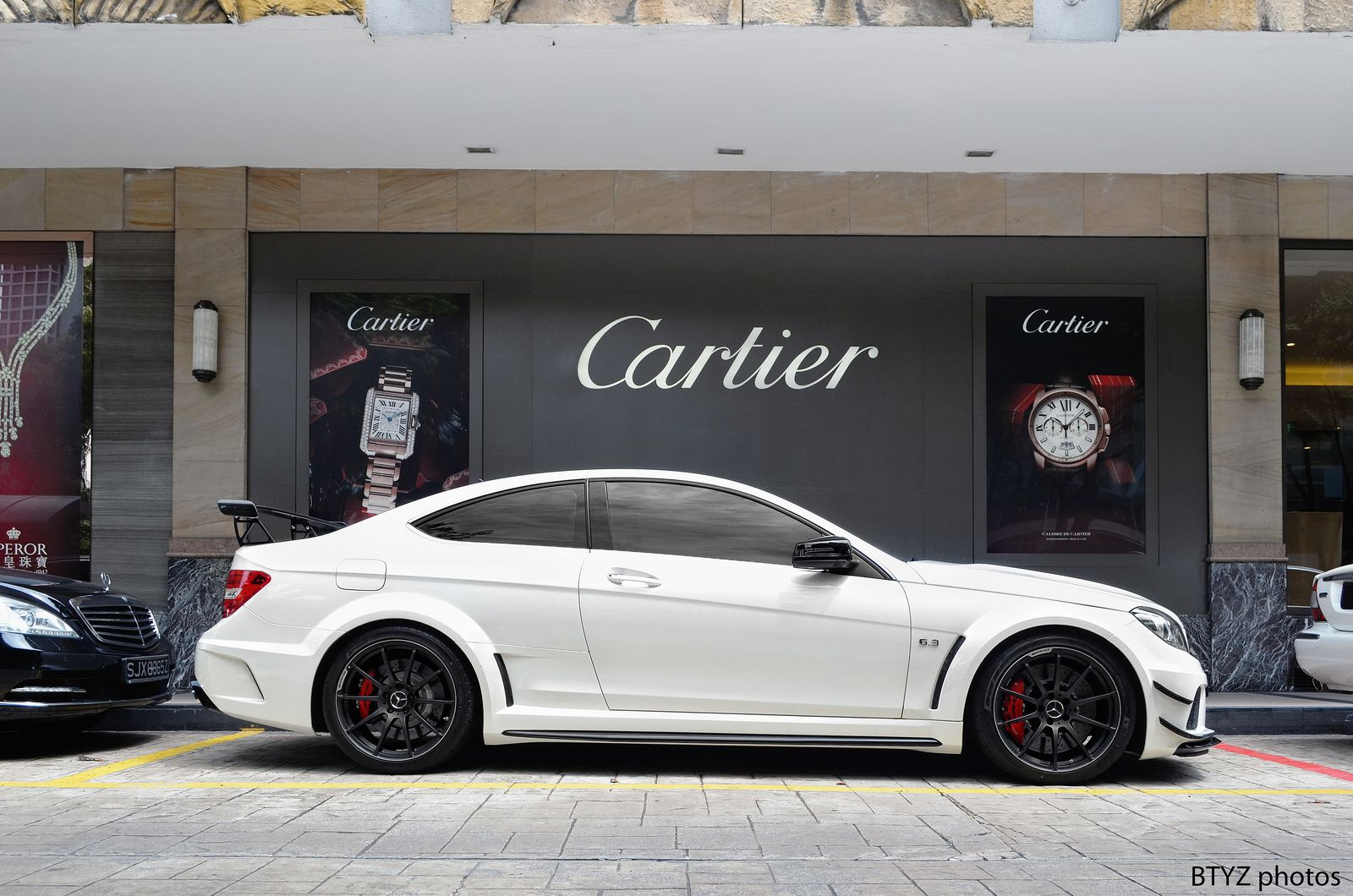 C63 AMG | Black Series