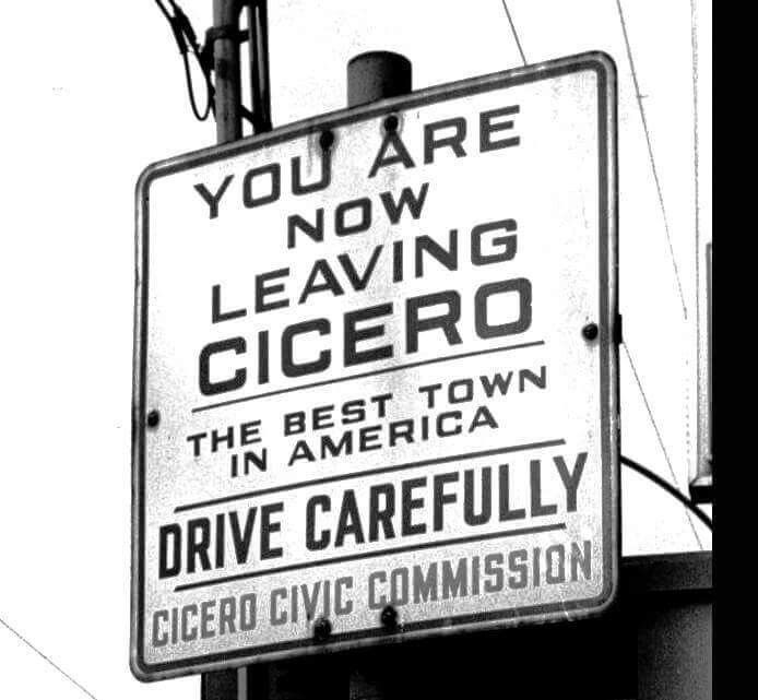Best town in America!  Cicero, Illinois   Lil Chicago