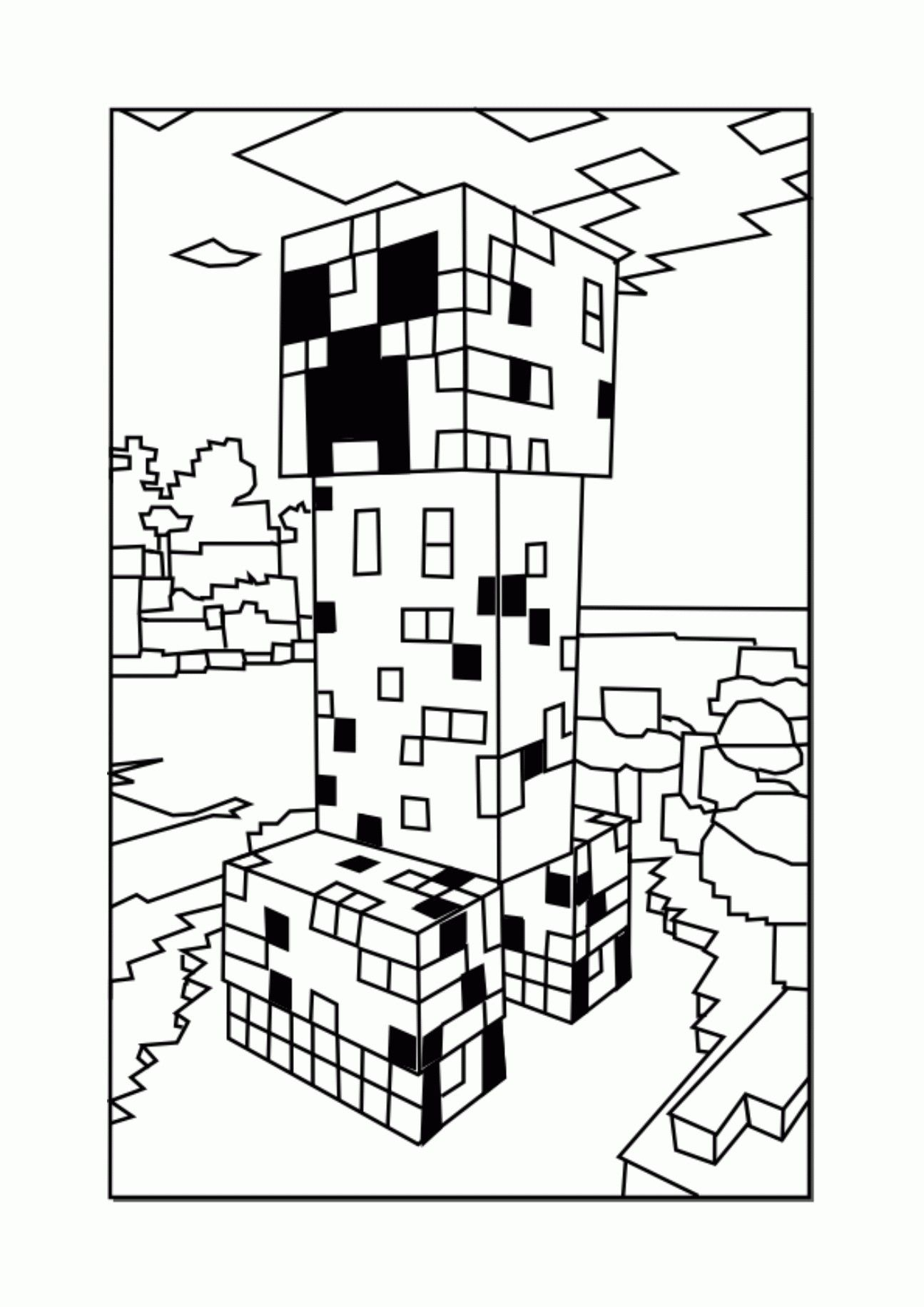 10 Minecraft Coloring Book Minecraft Coloring Creeper Minecraft Coloring Game Minecraft Colorin Minecraft Coloring Pages Coloring Pages Free Coloring Pages