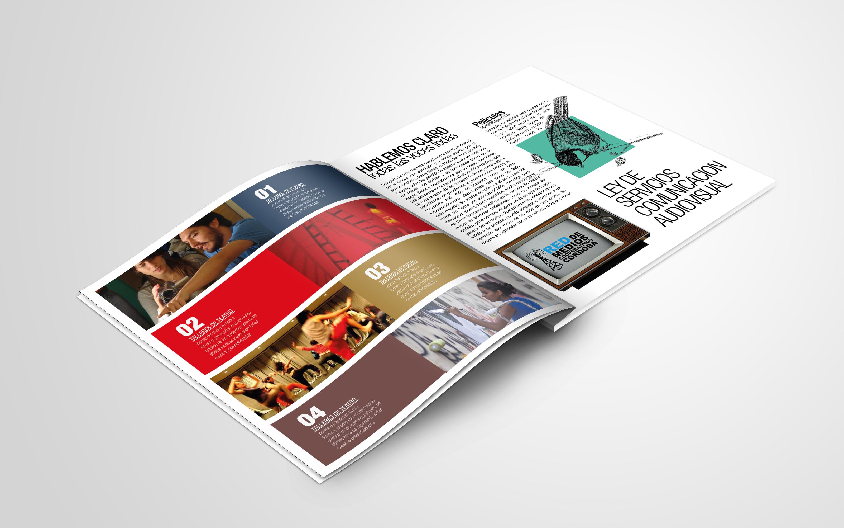 Revista institucional Coop Cachalahueca