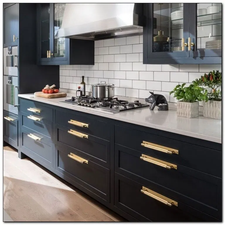 Scandinavian Kitchendesign Ideas: 45+ Fabulous Materials For A Trending Kitchen Renovation