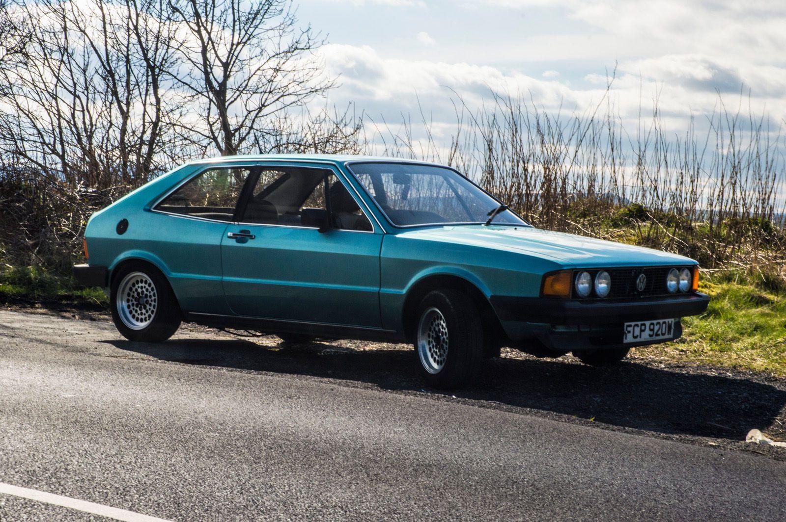 MK1 VW Scirocco GLS 18 GTI Engine Leather Interior 1980