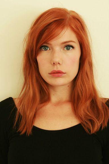 Redhead ebony