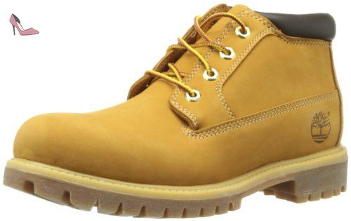 Timberland Icon Waterproof Chukka Wheat US 11 EUR 45