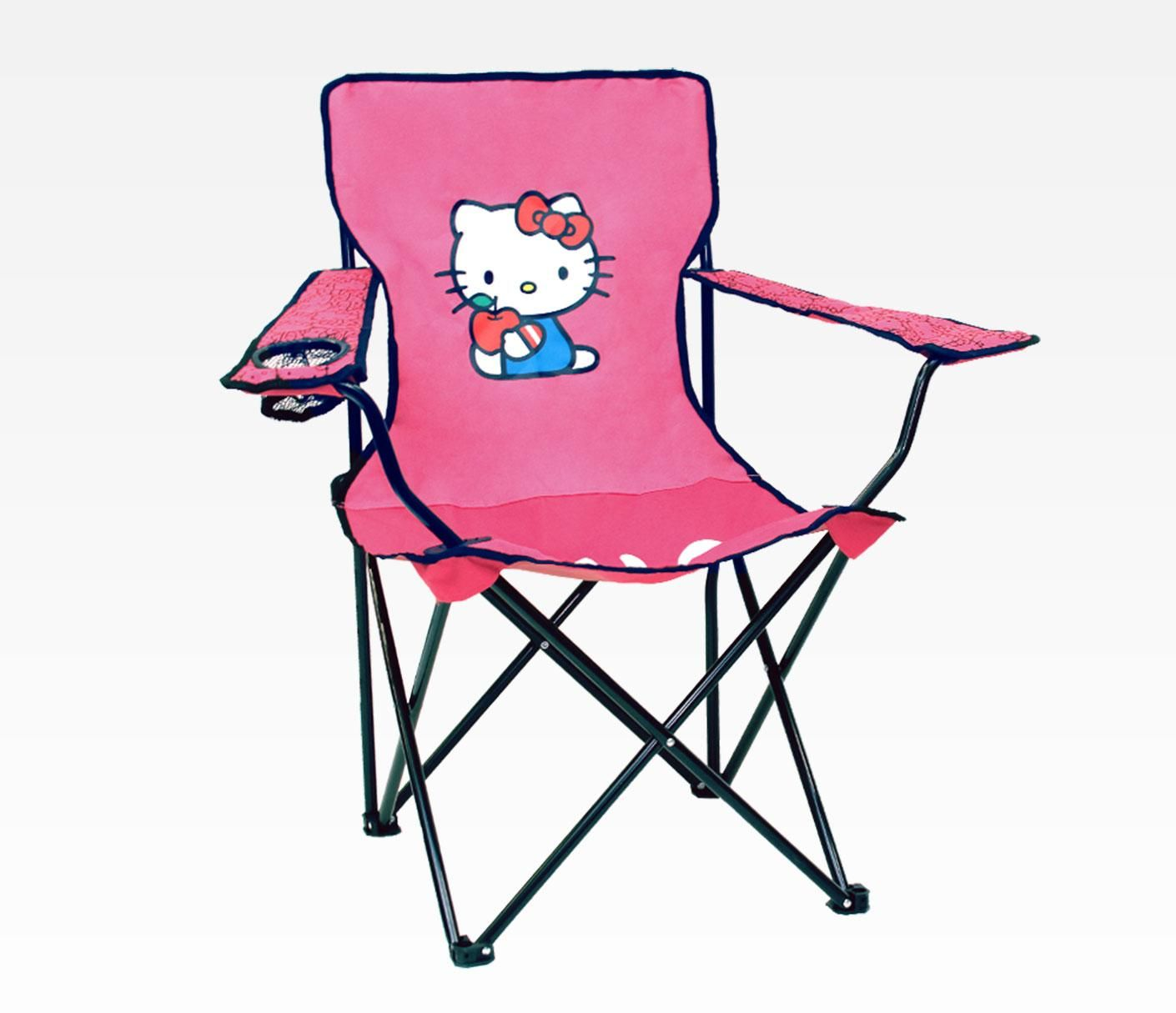 hello kitty chairs used dental chair adult folding camping