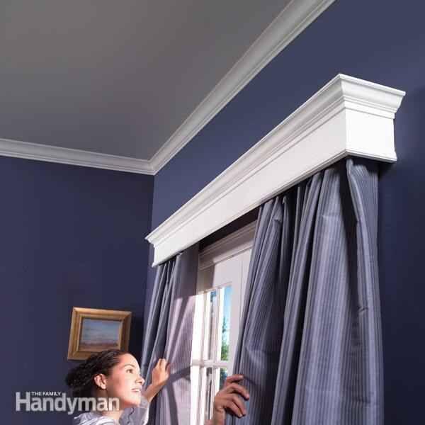 Hidden Curtain Rods Home Home Decor Home Diy