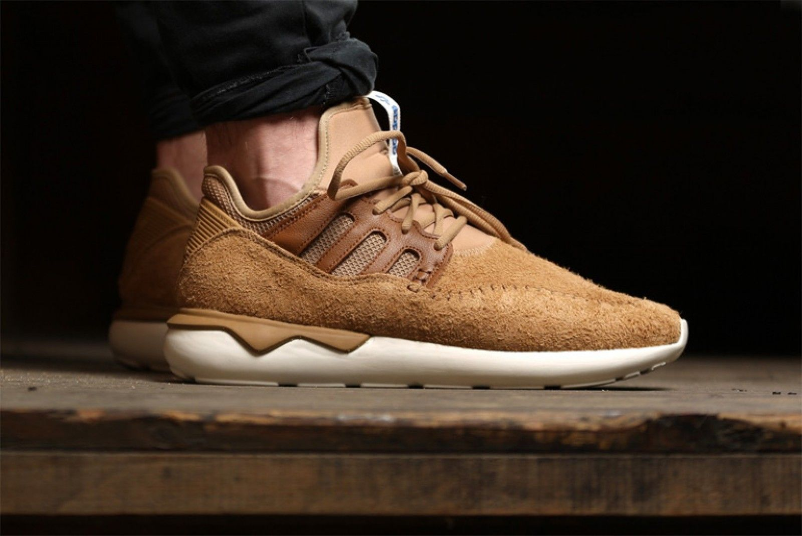 Adidas Tubular Moc Runner Timber - B25786