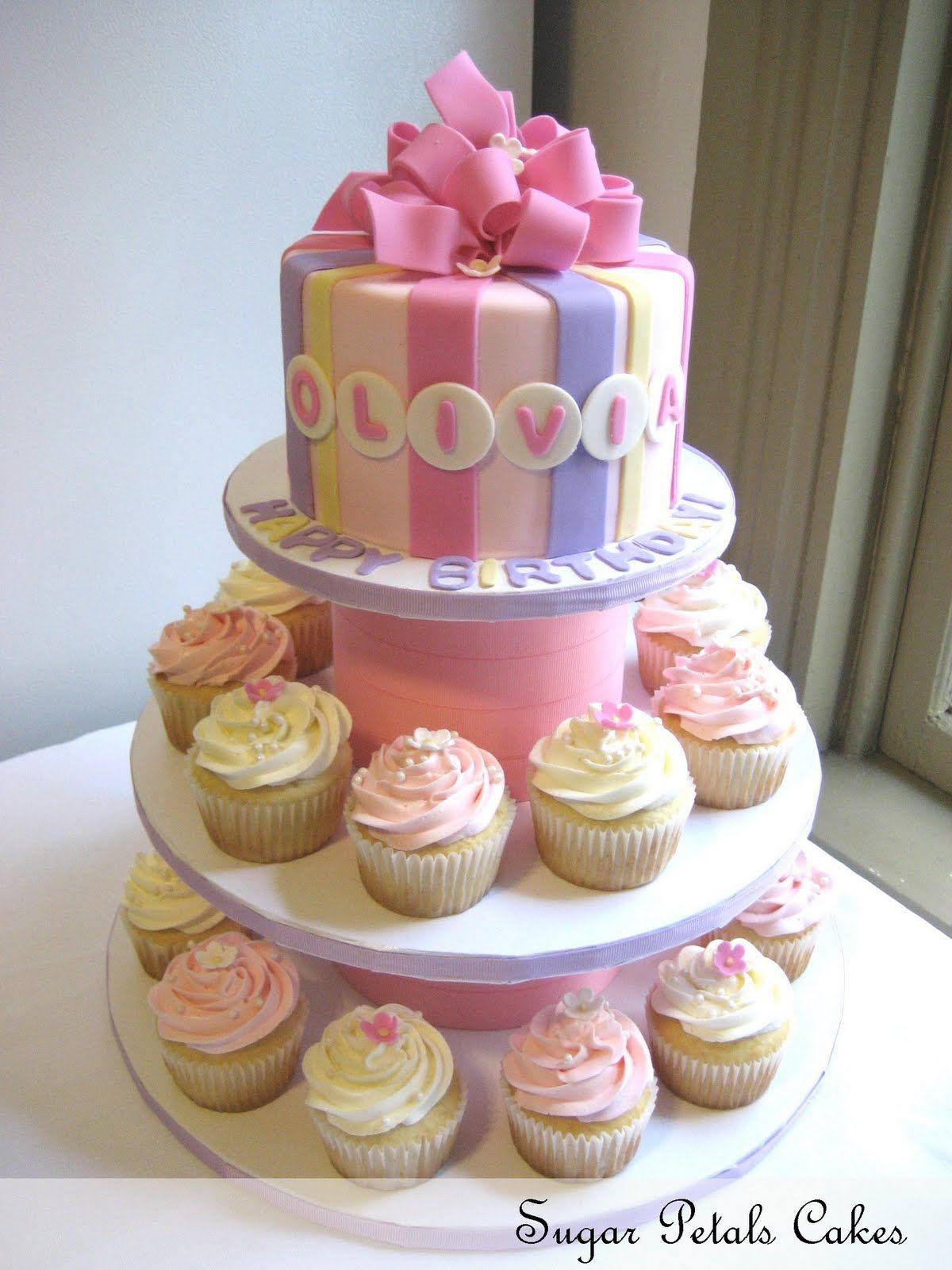 birthday cake cupcake 100 images damask birthday cupcake tower