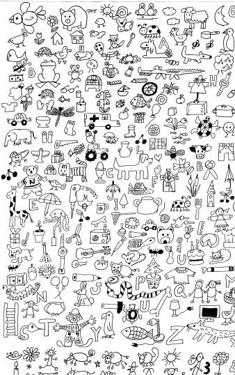 jeux d'observation pour la maternelle | Cherche et trouve ...