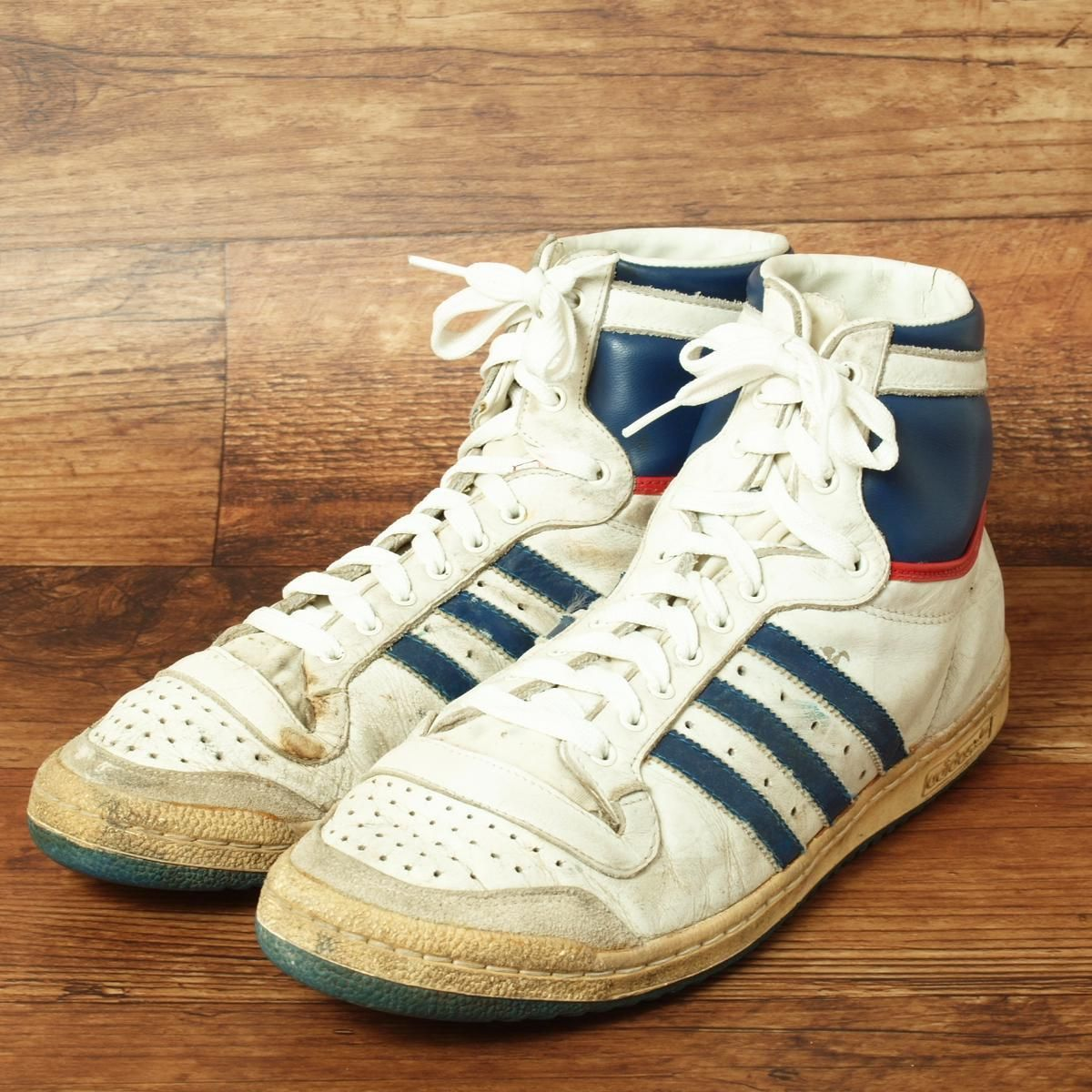 Adidas Top Ten Rick Barry 1979
