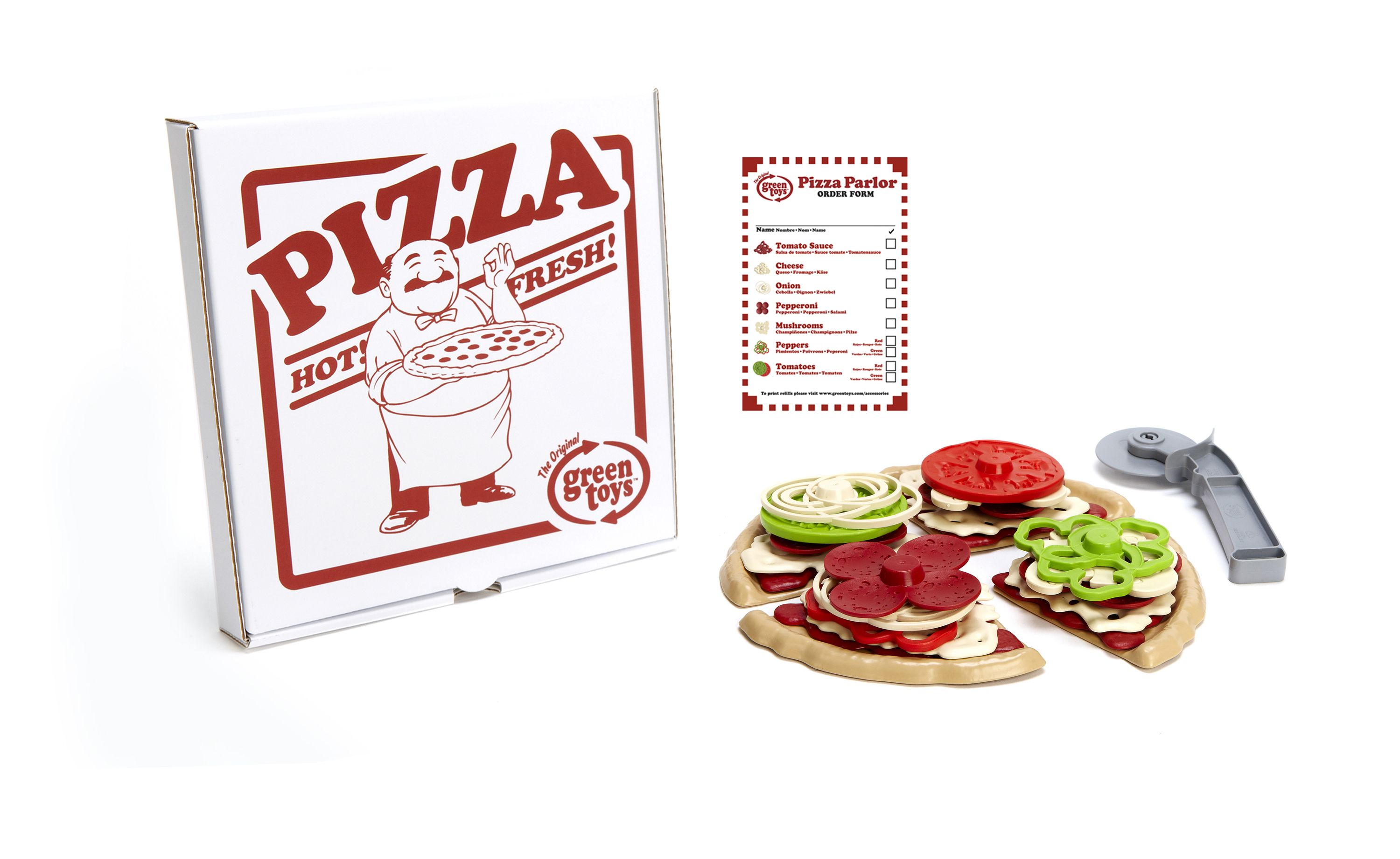 @greentoys Pizza Parlour (a great Christmas present!) available here: http://www.naturebumz.com/green-toys-pizza-parlor.html