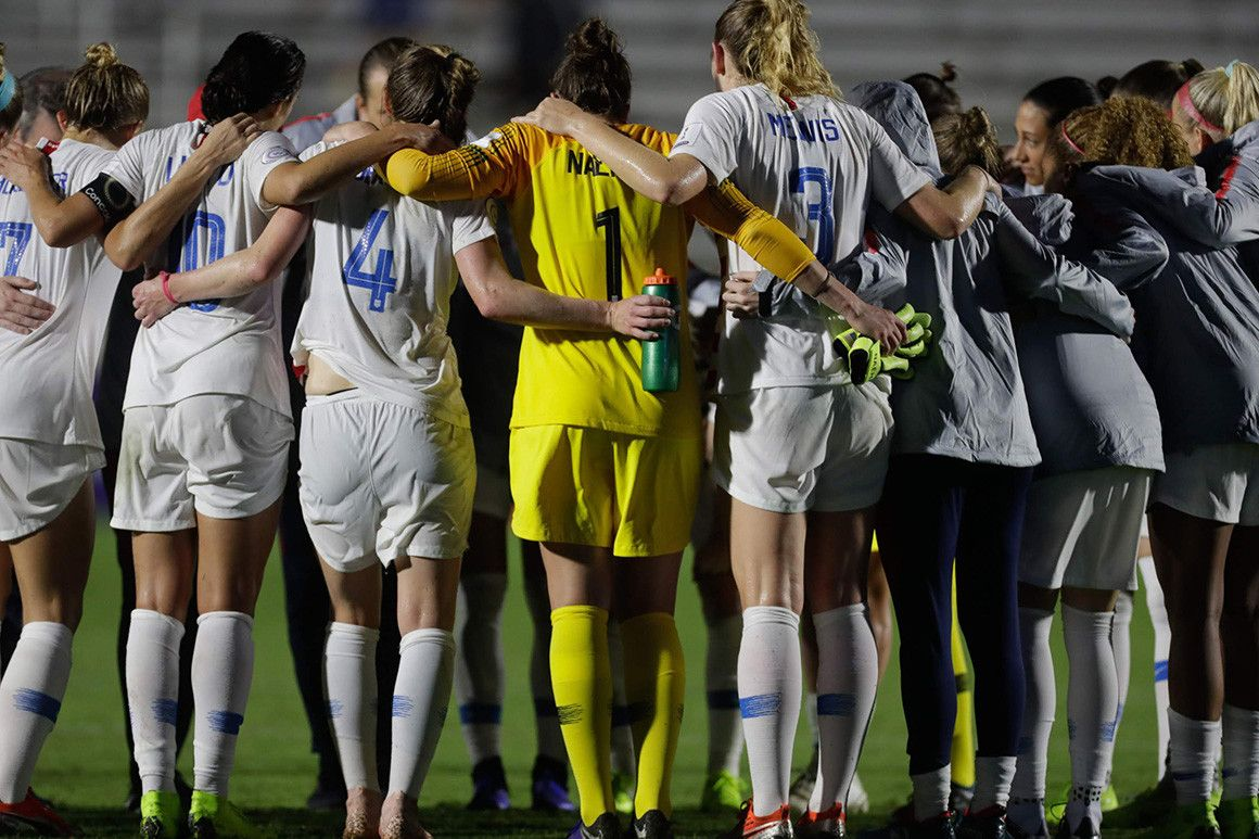How the U.S. Government Is Failing Women's Soccer (With