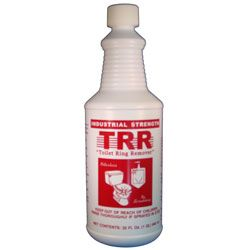 Industrial strength trr toilet ring remover 32 oz - Industrial strength bathroom cleaner ...