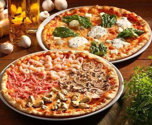 Тесто для пиццы без дрожжей - рецепт с фото / Простые ...