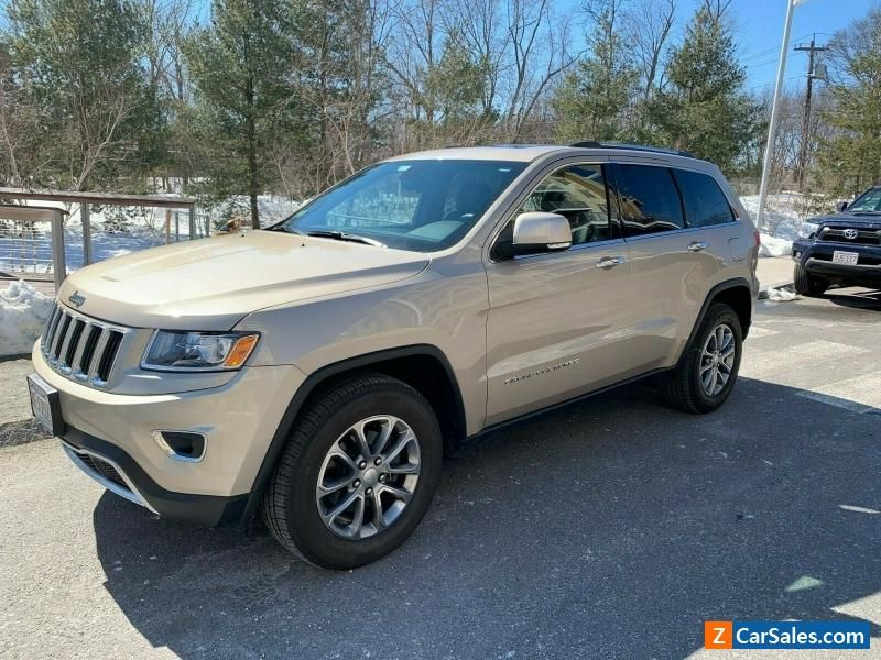 2014 Jeep Grand Cherokee Limited jeep grandcherokee