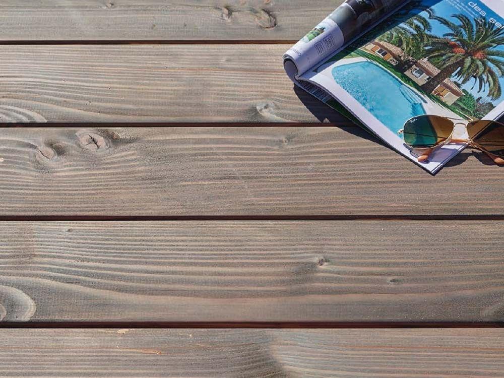 lame de terrasse catalina en douglas classe 3b gris lames bois terrasses bois terrasses. Black Bedroom Furniture Sets. Home Design Ideas