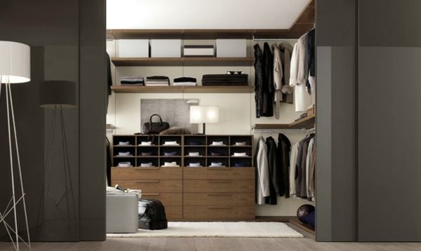 Bedroom closet design for your modern interior