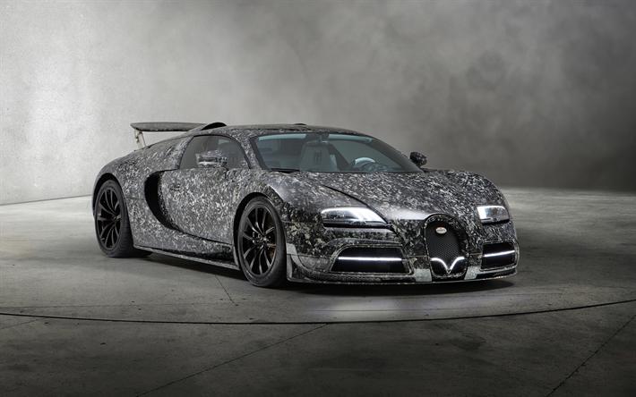 Download Wallpapers Mansory Bugatti Veyron 4k 2018 Cars Vivere