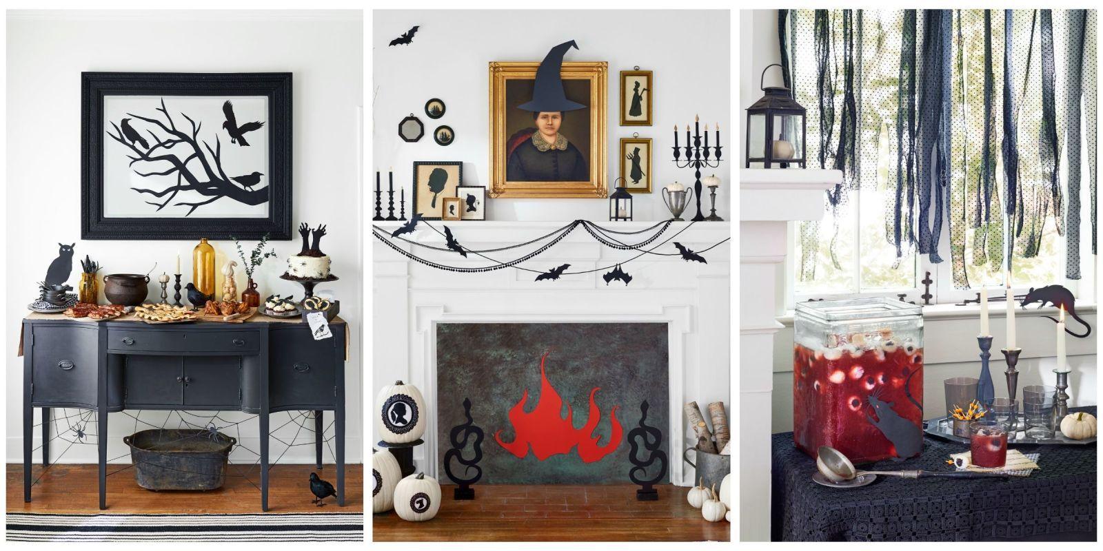 45 Fun and Festive Halloween Party Decoration Ideas | Pinterest ...