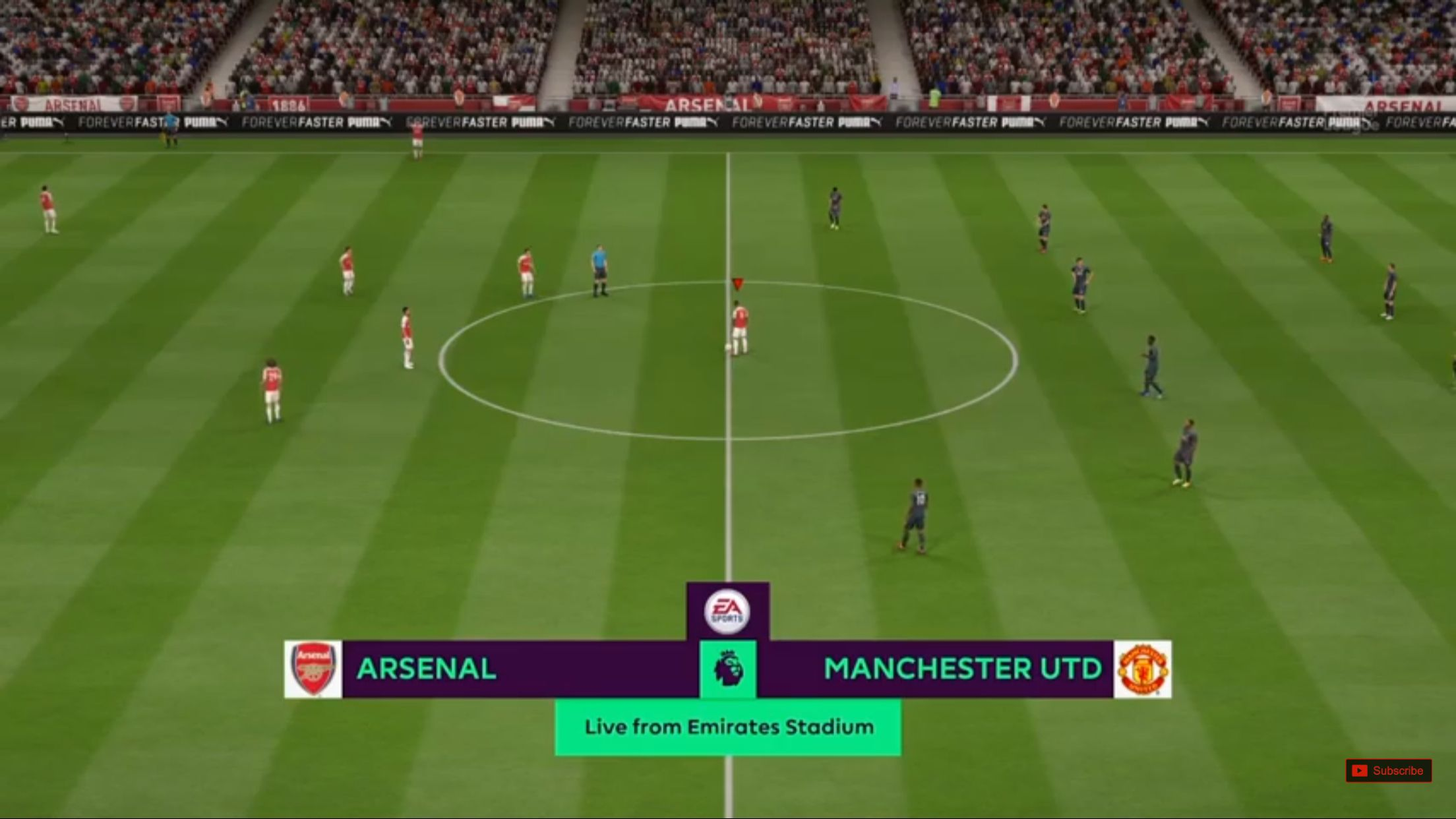 Gameplay Who S The Last Man Standing Arsenal Vs Manchester
