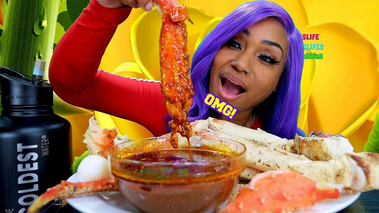 Seafood Boil King Crab Mukbang Nina Unrated Trisha Paytas Drama Youtube In 2020 Seafood Boil King Crab Mukbang 3,468 likes · 9 talking about this. seafood boil king crab mukbang nina