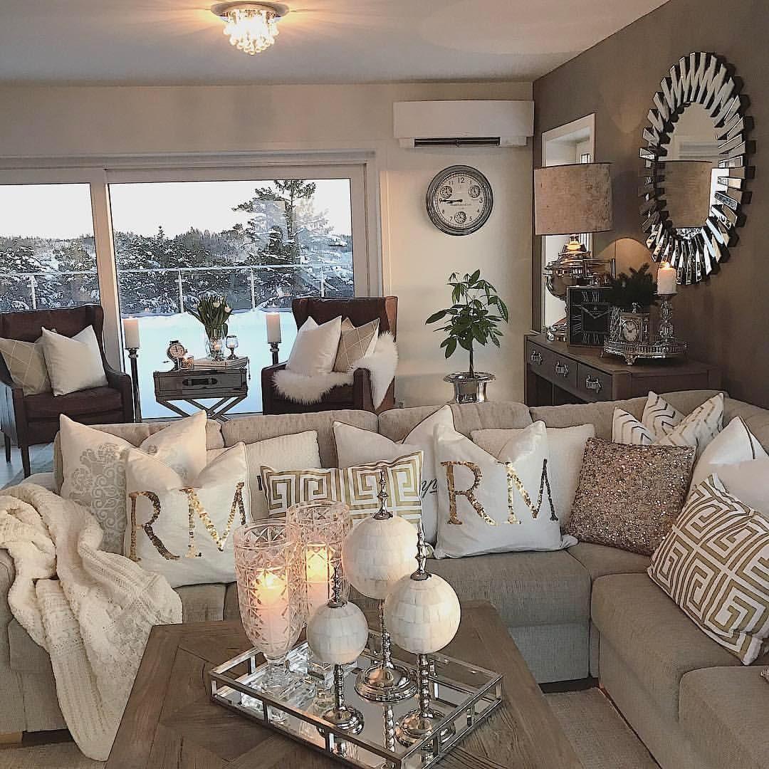Design modern and not so modern farmhouse pinterest decoraci n sala de estar y hogar - Pinterest decoracion hogar ...