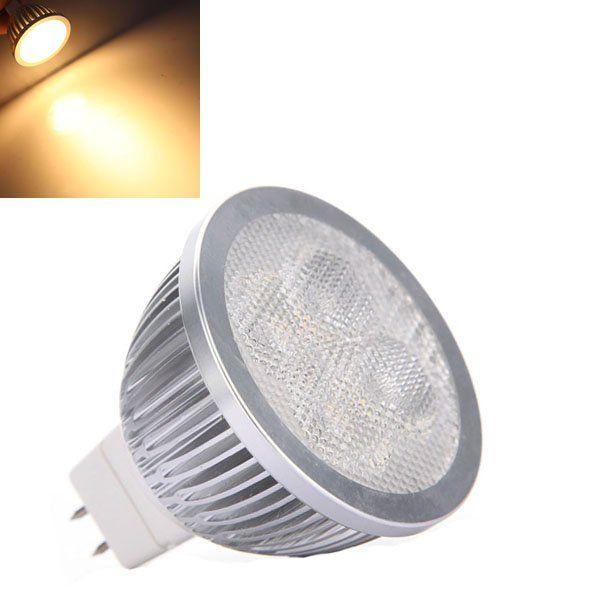 Mr16 4w 360lm Warm White Led Light Lamp Bulb 12v Https T Co 36udhahcr4 Led Light Lamp Led Lights White Led Lights