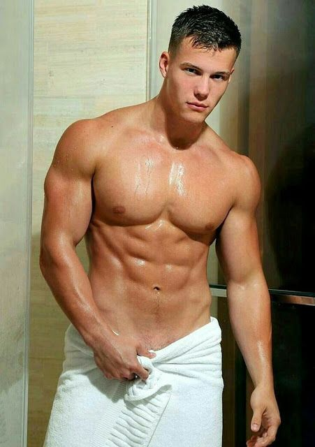 Michael Dean Naked  For The Beautiful Men  Michael Dean -7862