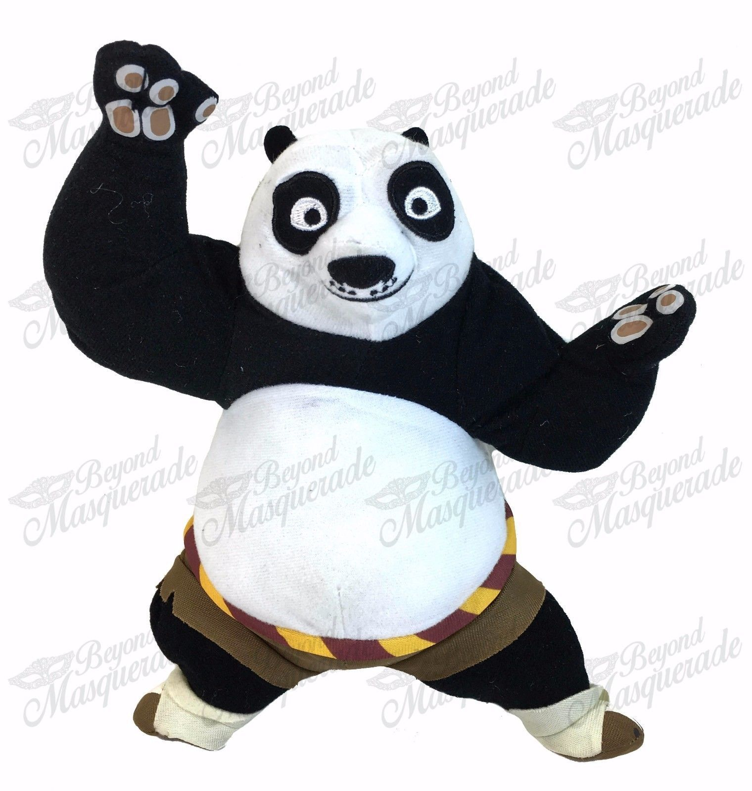 3a414a86b Official Licensed: Kung Fu Panda 3 PO Fighting Plush Stuffed Plush ...